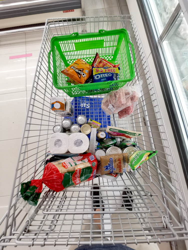 Wants Basket for Home Budgeting